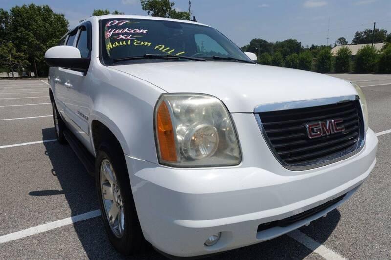 2007 GMC Yukon XL for sale at Womack Auto Sales in Statesboro GA