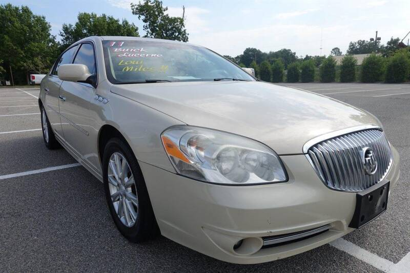2011 Buick Lucerne for sale at Womack Auto Sales in Statesboro GA