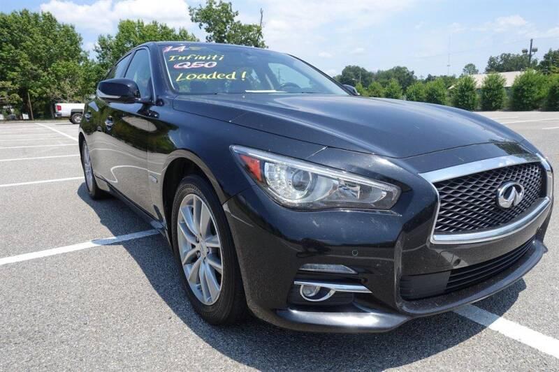 2014 Infiniti Q50 Hybrid for sale at Womack Auto Sales in Statesboro GA
