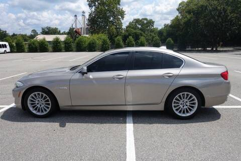 2011 BMW 5 Series for sale at Womack Auto Sales in Statesboro GA