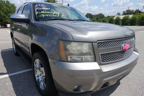 2007 Chevrolet Tahoe for sale at Womack Auto Sales in Statesboro GA
