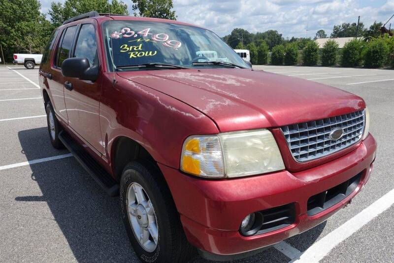 2005 Ford Explorer for sale at Womack Auto Sales in Statesboro GA