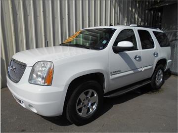 2007 GMC Yukon for sale in Stockton, CA