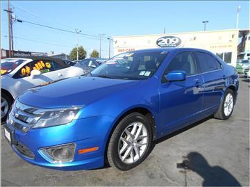 2011 Ford Fusion for sale in Stockton, CA