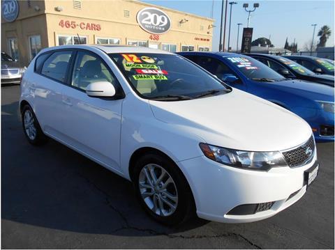 2012 Kia Forte5 for sale in Stockton, CA