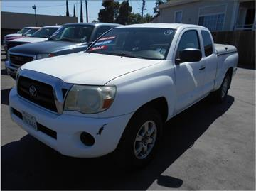 2005 Toyota Tacoma for sale in Stockton, CA