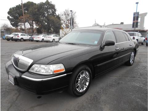 2008 Lincoln Town Car For Sale In Oregon Carsforsale Com