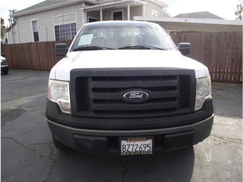 2010 Ford F-150 for sale in Stockton, CA