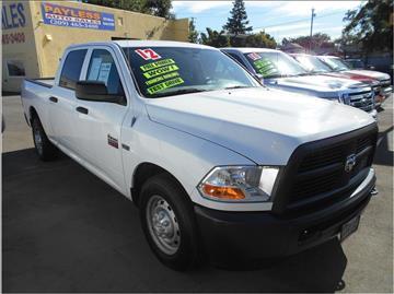 2012 RAM Ram Pickup 2500 for sale in Stockton, CA