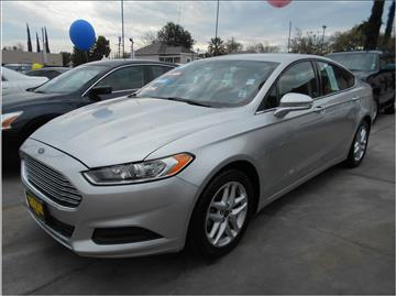 2014 Ford Fusion for sale in Stockton, CA