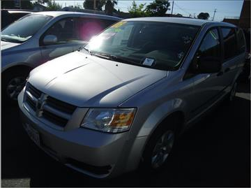 2008 Dodge Grand Caravan for sale in Stockton, CA