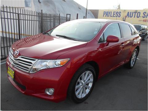 2012 Toyota Venza for sale in Stockton, CA