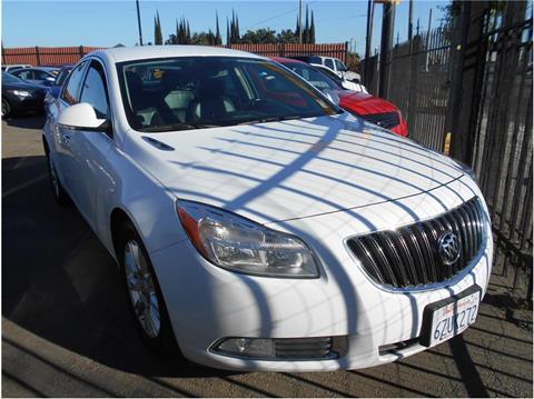 2013 Buick Regal for sale in Stockton, CA