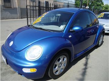2002 Volkswagen New Beetle for sale in Stockton, CA
