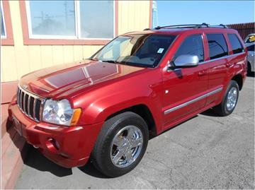 2006 Jeep Grand Cherokee for sale in Stockton, CA