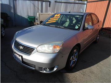 2006 Chevrolet Malibu for sale in Stockton, CA