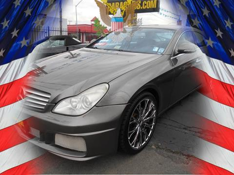 2007 Mercedes-Benz CLS for sale in Stockton CA