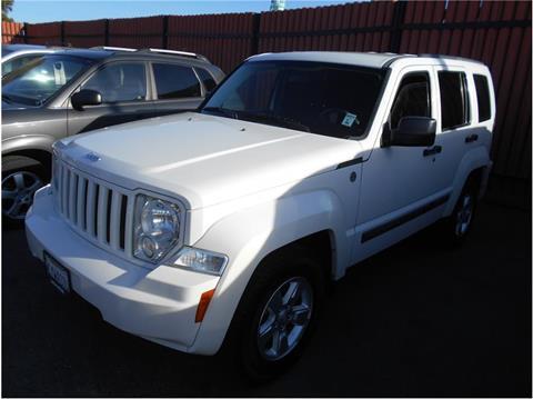 2010 Jeep Liberty for sale in Stockton CA