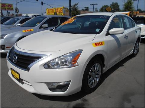 2015 Nissan Altima for sale in Stockton CA