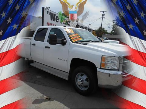 2009 Chevrolet Silverado 3500HD for sale in Stockton, CA
