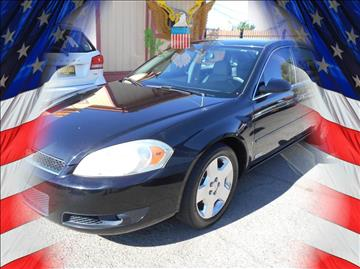 2006 Chevrolet Impala for sale in Stockton, CA