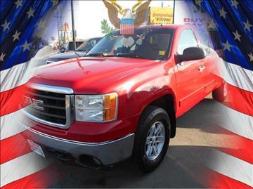 2008 GMC Sierra 1500 for sale in Stockton, CA