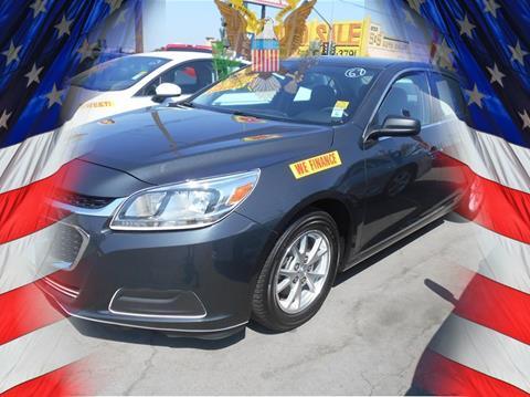 2014 Chevrolet Malibu for sale in Stockton CA