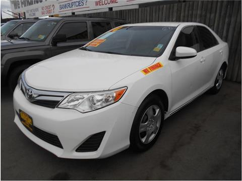 2014 Toyota Camry for sale in Stockton CA