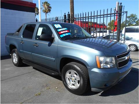 2008 Chevrolet Avalanche for sale in Stockton CA