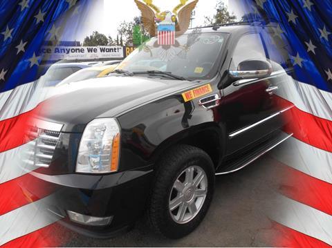 2007 Cadillac Escalade for sale in Stockton CA