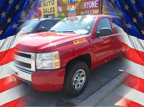 2011 Chevrolet Silverado 1500 for sale in Stockton, CA