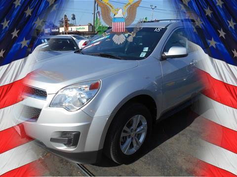 2011 Chevrolet Equinox for sale in Stockton, CA