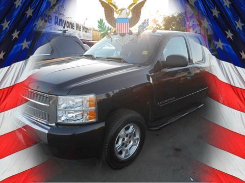 2009 Chevrolet Silverado 1500 for sale in Stockton, CA