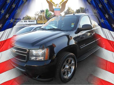2008 Chevrolet Tahoe for sale in Stockton CA