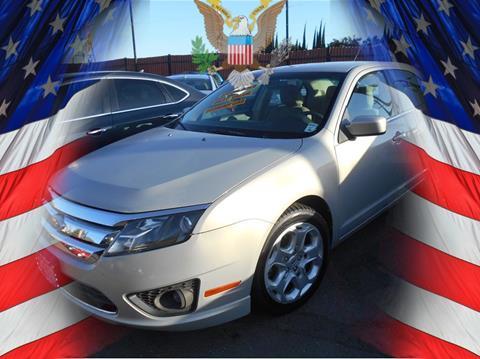 2010 Ford Fusion for sale in Stockton CA