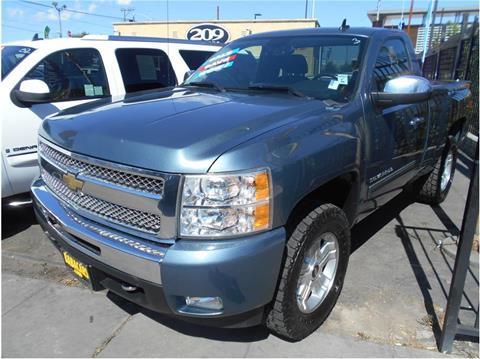 2010 Chevrolet Silverado 1500 for sale in Stockton, CA