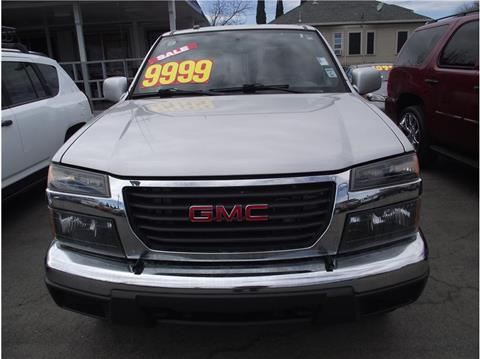 2010 GMC Canyon for sale in Stockton, CA