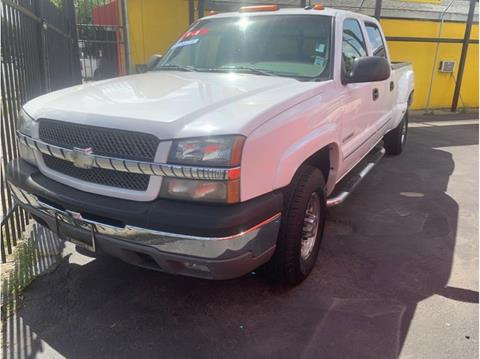 2003 Chevrolet Silverado 1500HD for sale in Stockton, CA