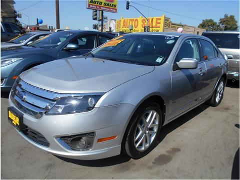 2011 Ford Fusion for sale in Stockton, CA