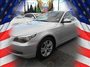 2010 BMW 5 Series for sale in Stockton, CA
