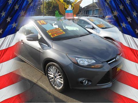 2014 Ford Focus for sale in Stockton, CA
