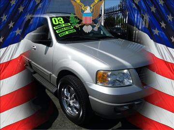 2003 Ford Expedition for sale in Stockton, CA