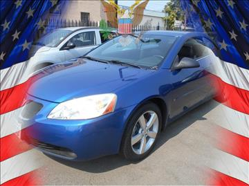 2006 Pontiac G6 for sale in Stockton, CA