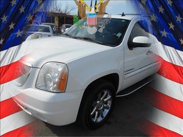 2008 GMC Yukon for sale in Stockton, CA
