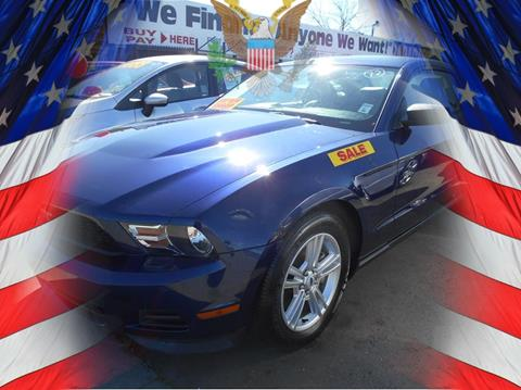 2011 Ford Mustang for sale in Stockton, CA