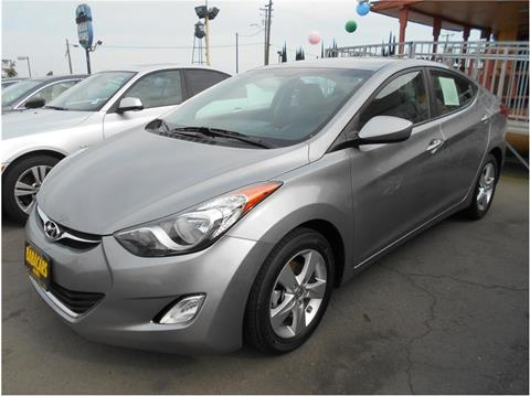 2013 Hyundai Elantra for sale in Stockton, CA