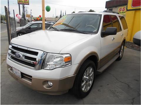 2011 Ford Expedition for sale in Stockton CA