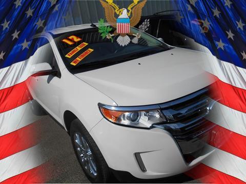 2012 Ford Edge for sale in Stockton, CA