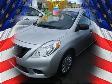 2013 Nissan Versa for sale in Stockton, CA