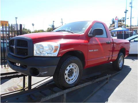 2007 Dodge Ram Pickup 1500 for sale in Stockton, CA